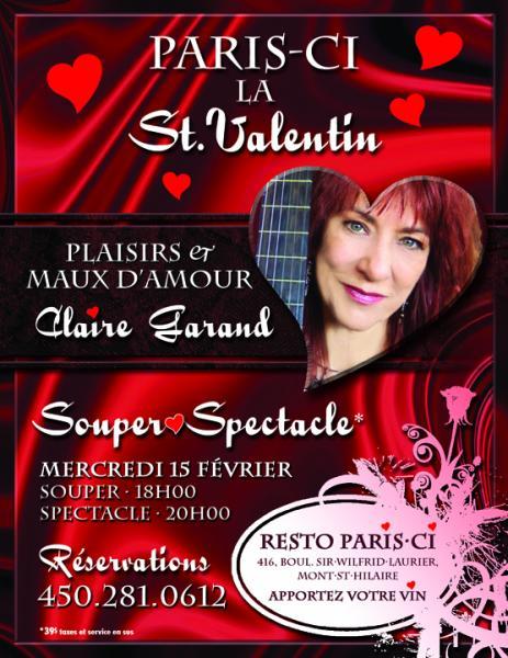 Claire St-Valentin 2012