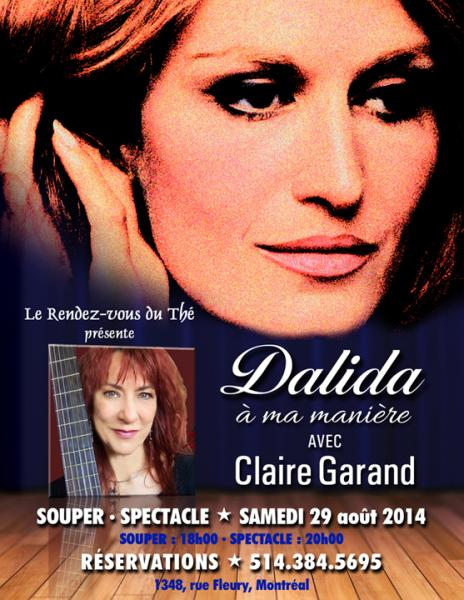 Dalida RVThé août 2014 email